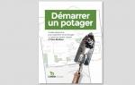 Guide Démarrer un potager, couverture — La Brouette